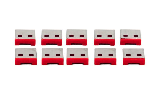 Zusätzliche USB Abdeckungs-Verriegelung EX-1114-RL