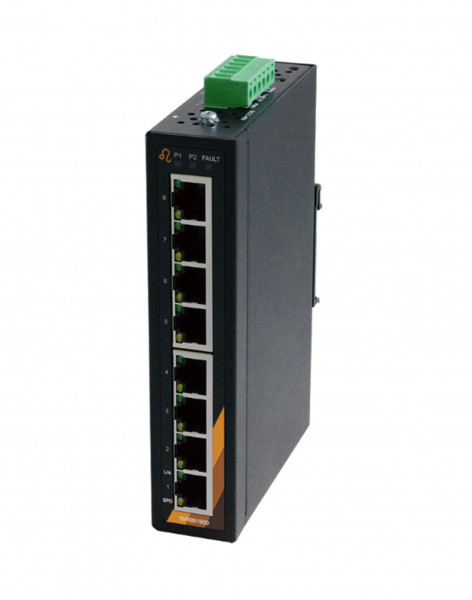 8-Port Ethernet Switch -5*10/100/1000Tx