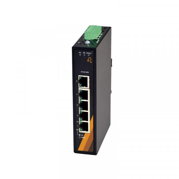 5-Port Ethernet Switch -5*10/100/1000Tx