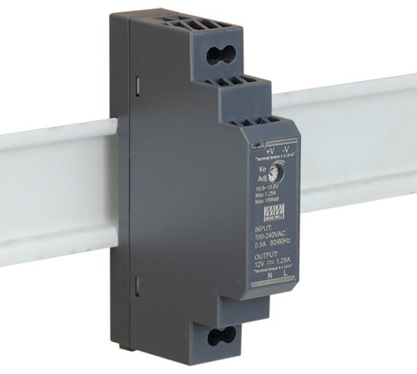 HDR-15-12 Netzteil für EXSYS USB HUB
