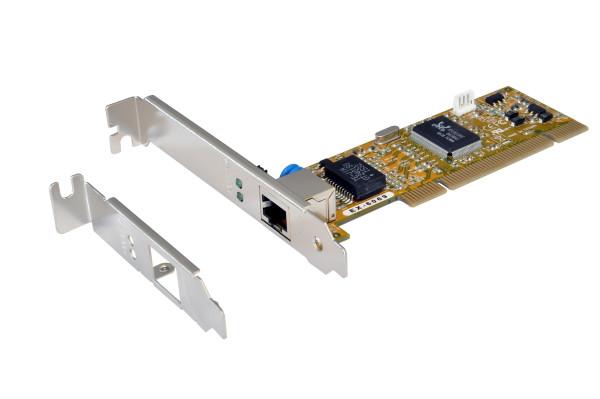 PCI Netzwerk-Karte 1Gigabit LAN