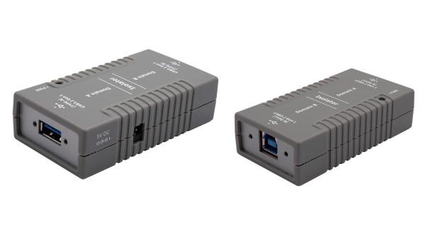 USB 3.2 Gen1 Isolation Adapter mit 3KV Optische Isolation