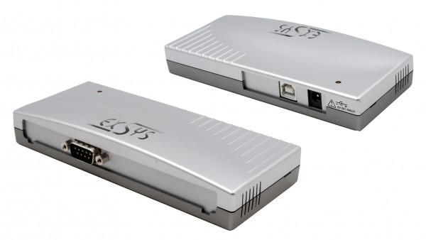 USB zu 1 Seriell RS-232, Prolific Chip, Plastik