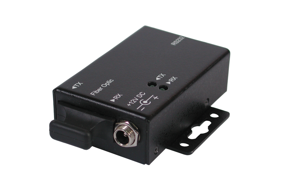 RS-232 zu LWL Lichtwellen-Leiter (Fiber) Konverter