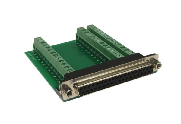 Adapter 37 Pin Buchse zu 39 Pin Terminal Block