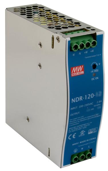 NDR-120-24 Netzteil für EXSYS USB HUB