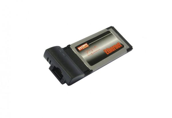 ExpressCard 1GBit LAN Karte, Realtek Chip-Set