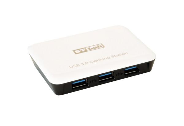 3 Ports USB 3.2 Gen1 HUB + 1Giga LAN Anschluss