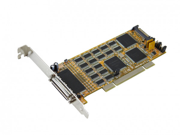 PCI 16S Seriell RS-232 ohne Octopus, SystemBase