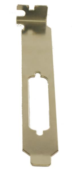 Bracket für 25 Pin Stecker/Buchsen