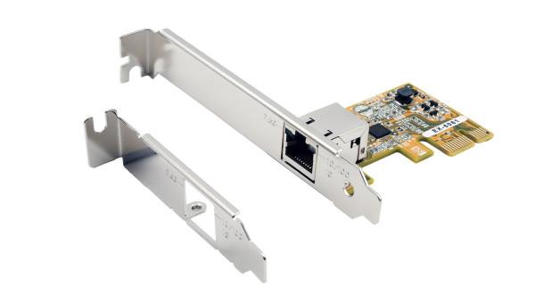 1 Port PCIe Netzwerk-Karte 2.5G