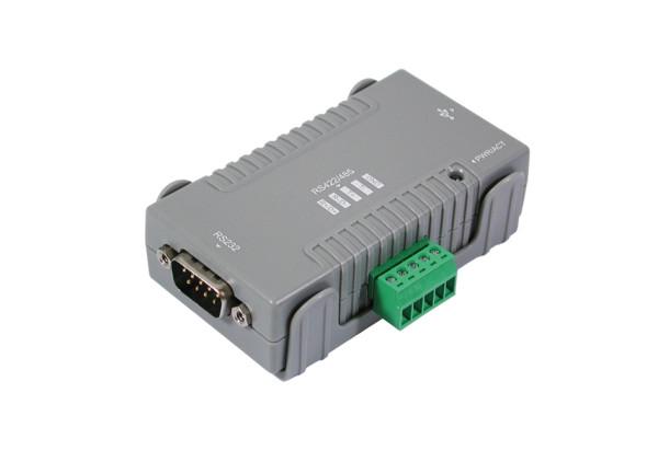 USB 2.0 zu 1S Seriell RS232/422/485 (Surge Prot.)