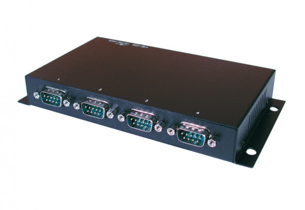 USB zu 4S Seriell RS-232 port, Protection, Metall